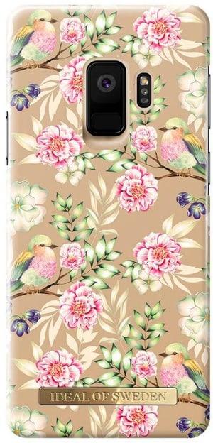 Fashion Cover Champagne Birds