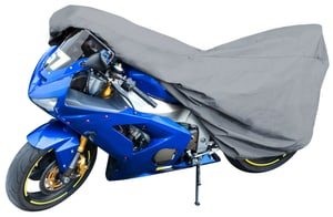 Motorrad Abdeckung M