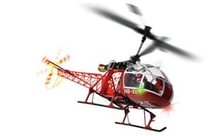 Carson Air Zermatt Lama RC hélicoptère
