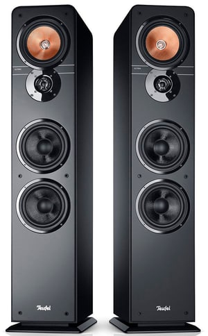 Ultima 40 Mk3 (1 Paar) - Schwarz
