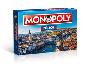 Monopoly Zürich (DE)