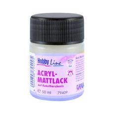 C.KREUL Acryl-Mattlack auf Kunstharzbasis Transparent 50ml