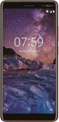 7 Plus Dual SIM  64GB schwarz