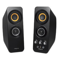 Creative T30 Wireless Kabelloses 2.0-Lautsprechersystem  mit NFC-Funktion