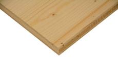 Massivholz 3-Schicht Fichte