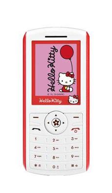 L-Hello Kitty Phone