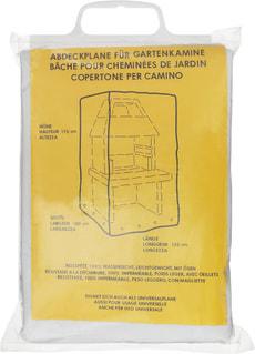 Housse de protection pour cheminée
