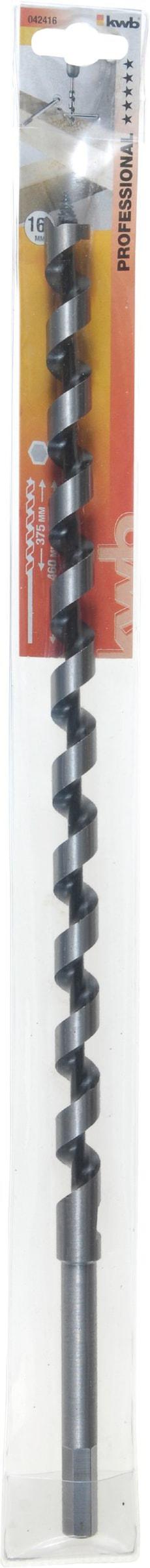 Mèches à spirale unique, 460 mm, ø 16 mm