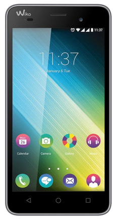 Budget Phone 74 Wiko K-Kool Space grey