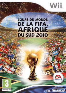 Wii Konsole inkl. Fifa Wordl Cup