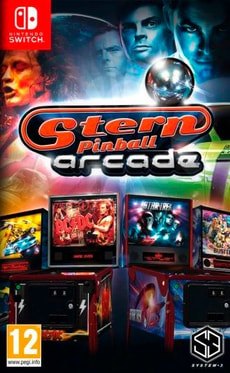 Switch - Stern Pinball Arcade (I)
