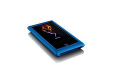 Lenco Xemio-966 MP4 Player 8GB Touch Scr