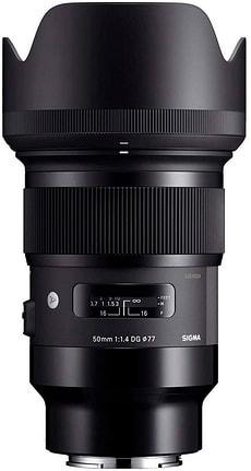 50mm F1,4 DG HSM Art (Sony-E)