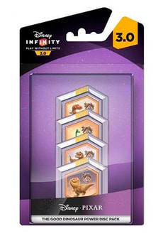 Disney Infinity 3.0 The Good Dinosaur Bonus Power Discs