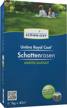 Umbra - Royal Coat Schattenrasen, 1 kg