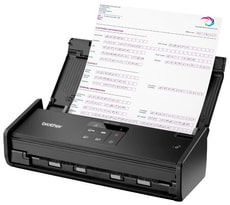 ADS-1100W Scanner noir