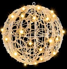 LED Acryl Leuchtkugel