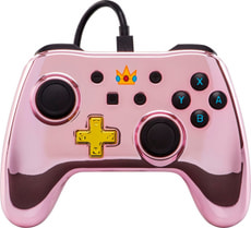 Chrome Controller Pink Peach
