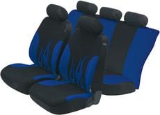 Housse siège Flame bleu