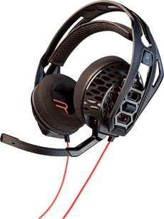 RIG 505 Stereo Gaming Headset Lava - PC