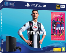 PlayStation 4 Pro FIFA 19 Bundle