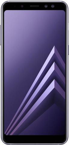 Galaxy A8 Dual SIM 32GB Orchid Gray