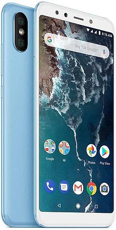 Mi A2 Dual SIM 64GB bleu