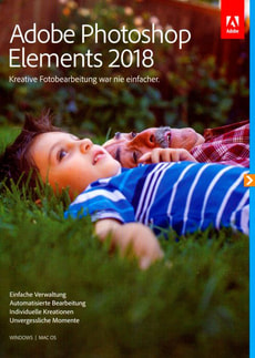 PC/Mac - Photoshop Elements 2018 (F)