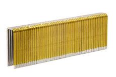 Agrafes, dos étroit, 6,1 mm x 15 mm