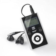 DAB Pocket Radio DAB / UKW Radio