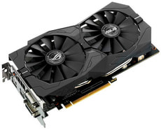 GeForce GTX1050 Ti STRIX O4G