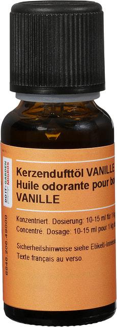 Kerzenduftöl Vanille Flüssig