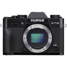 X-T10 Kit XC 16-50 mm Systemkamera schwarz