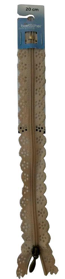 RV 20cm beige Spitzenband