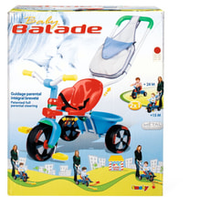 05/12 TRICYCLE BABY BALADE