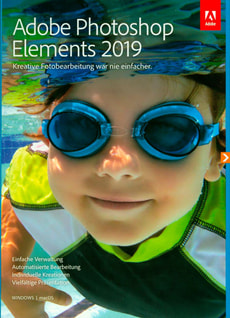 PC/Mac - Photoshop Elements 2019 (F)