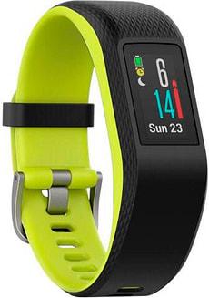 Vivosport Fitness-Tracker - noir/vert