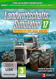 PC - Landwirtschafts-Simulator 17: Offizielles Big Bud (Add-On)