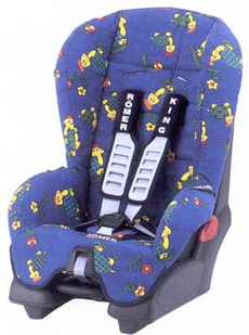 KINDERSITZ KING QUICKFIX