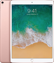 iPad Pro 10 WiFi 64GB oro rosa