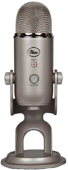 Yeti Microphone Platinum USB