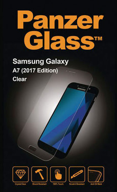 Clear Samsung Galaxy A7 (2017)