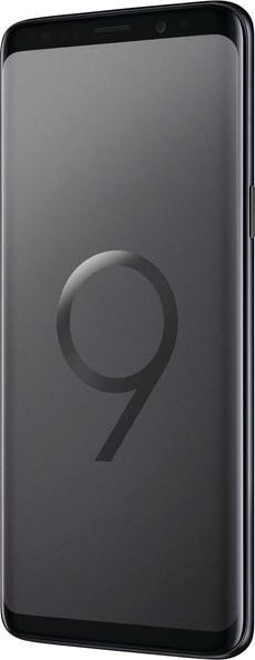 Galaxy S9 Dual SIM 64GB Midnight Black