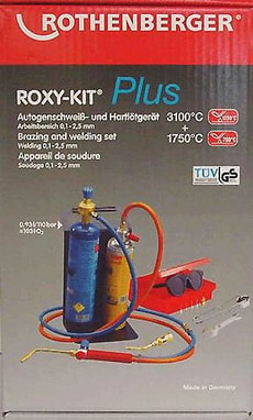 ROXY KIT PLUS 3100C SCHWEIZ