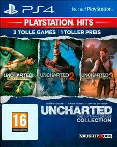 PS4 - PlayStation Hits: Uncharted Collection D