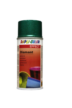 Diamant-Spray grün