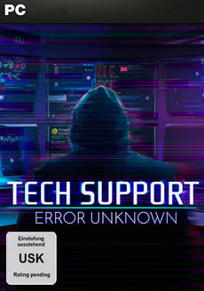PC/Mac - Tech Support: Error Unknown