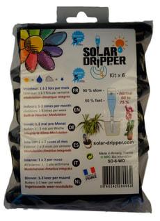 SOLAR DRIPPER 6 Stück