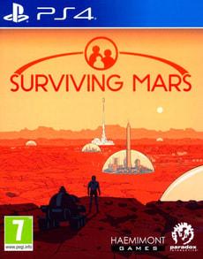 PS4 - Surviving Mars  F