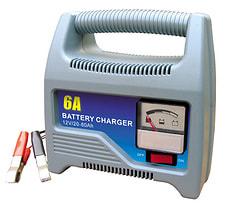 Batterie-Ladegerät 12V 6A